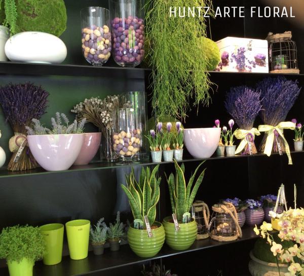 escaparates - Huntz - Arte floral en Donosti